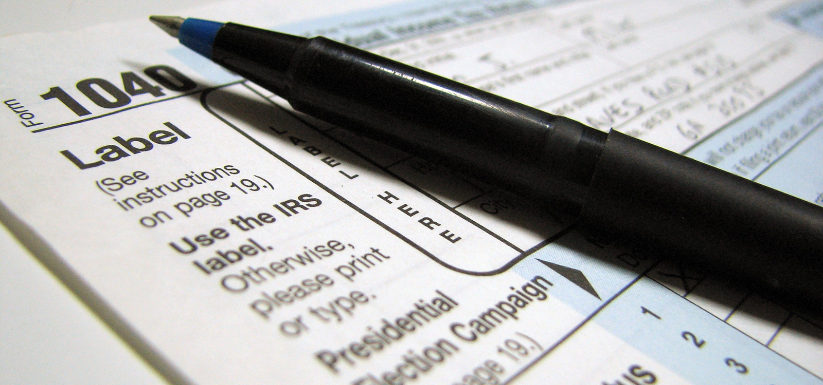 Tax preparation at RCs Financial Services